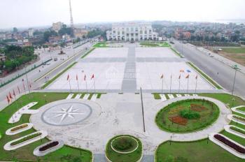 Bán nhà phố khu vực quảng trường Hùng Vương, chợ trung tâm thành phố Việt Trì