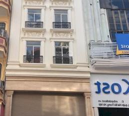 Cho thuê nhà mặt phố Xã Đàn, tuyến phố sầm uất, kinh doanh tốt. DT: 45m2 x 6 tầng, MT: 4m