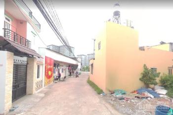 Không có lô thứ 2 hiện tại 5x17m, MT Tăng Nhơn Phú - Phước Long B, sát bên Chợ Đêm Công Thương