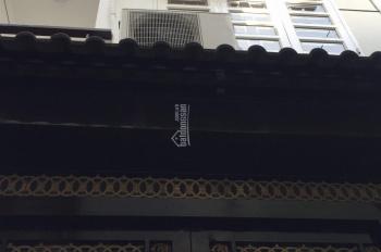 2 phút ra mặt tiền nhà Phú Nhuận, giá Gò Vấp, 3 tầng, 4 PN, 5 WC, 4.7 tỷ