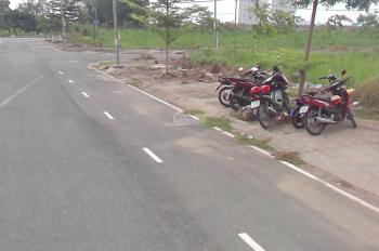 Bán nền thổ cư 5x20m đường nhựa 12m cách Lê Văn Lương 100m đối diện trường Bùi Văn Ba SHR, 1,5 ỷ