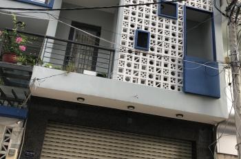 Cho thuê nhà đẹp, đường Tân Thành 4,5x12m, 1T, 2L, ST, 4PN, 4WC, hẻm 5m. Nhà mới