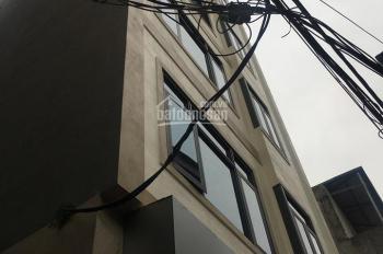 Bán nhà Yên Hoà, DT 28m2, 2 mặt ngõ, 5 tầng, gần phố, 2.7 tỷ
