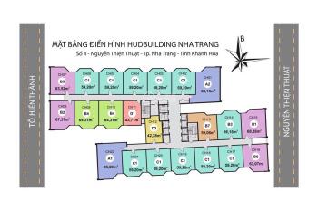 Bán căn hộ chung cư sở hữu lâu dài tại trung tâm Nha Trang cách biển 200m. LH: 0941247896