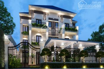 Bán biệt thự khu salon ô tô Nguyễn Văn Linh, P. Bình Thuận, Q.7, 493m2, 42.99 tỷ
