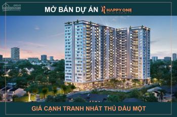 Chính chủ cần bán căn hộ cao cấp Happy One, đã kí HĐ mua bán giá chủ đầu tư