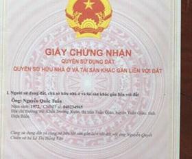 Bán nhà ngõ 41 Thái Hà 2 mặt tiền diện tích 130 m2, mặt tiền 8,1 m x 17 m, giá 16,5 tỷ
