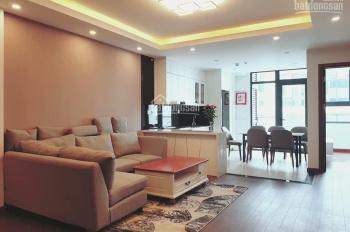 Cho thuê căn hộ cao cấp tại Hoàng Cầu Skyline, 36 Hoàng Cầu, 80m2, 2PN, view hồ giá 14 triệu/tháng