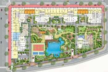 Bán căn hộ cao cấp Saigon South Residence, 74.42m2, 2PN, 2WC, giá 2.4 tỷ, LH 0909783038