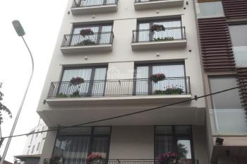 Chính chủ bán nhà 7 tầng Võng Thị, gần Hồ Tây, DT 156m2, gồm 11 phòng khép kín, giá 35 tỷ