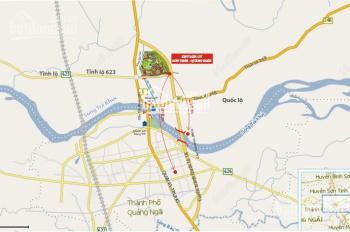 Đất nền khu dân cư mớI TP Quảng Ngãi, giá gốc từ chủ đầu tư chỉ với 408 tr, lh 0934.79.2628