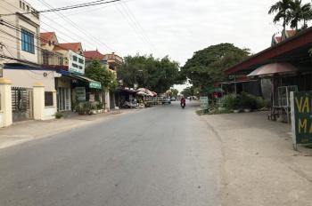 Bán lô đất kinh doanh cực tốt tại mặt đường chợ sáng Minh Tân, Kiến Thụy, giá 950 triệu