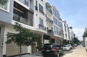 Cho thuê nhà mặt tiền đường Nguyễn Hoàng, DT 7x20m, hầm + 3 tầng. LH 0938749316