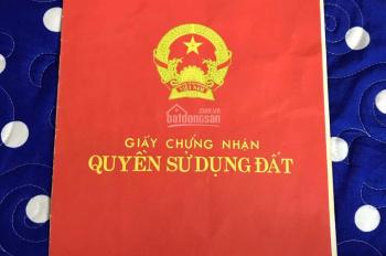 Cần bán đất sổ đỏ mặt đường 446 thuộc xã Yên Bình, Thạch Thất, Hà Nội