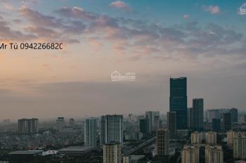 Bán căn 39,4m2 dự án Vinhomes D'capitale giá chỉ 1,5 tỷ. Cho thuê ngay 11 - 13tr/tháng, 0942266820