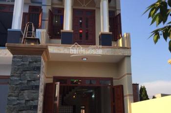 Bán nhà 4x20m sổ hồng gần cầu Hóa An, 4 phòng ngủ, có sân để xe hơi, hỗ trợ vay vốn 70%