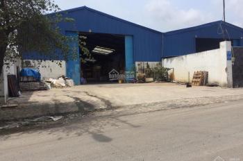 Cho thuê xưởng 2900m2 ngay đường Hồ Văn Long, Phường Tân Tạo (xe container vào thoải mái)