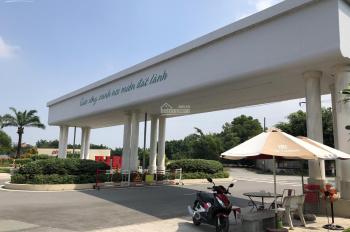 Cát Tường Phú Sinh 5*18m view công viên Kỳ Quan, sổ hồng riêng, giá 850tr. Bán vốn