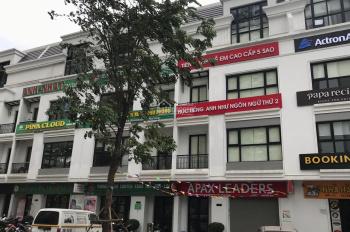 Chính chủ bán Shophouse vip nhất Vinhomes Gardenia Mỹ Đình, đối diện 3 tòa chung cư, đang cho thuê
