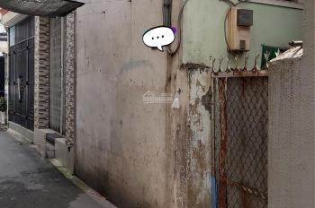 Bán nhà sau lưng Coop Mart Quang Trung, p11, Q. Gò Vấp, DT: 5x18,5m, NH =99m2. LH: 0909779498