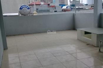 Bán chung cư mini mặt ngõ bờ Sông Sét - Kim Đồng, 100m2 x 6T thang máy, ô tô vào, giá 12,5 tỷ