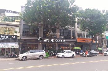 Cho thuê nhà mặt tiền gần chợ Bến Thành MT Phó Đức Chính Q1 DT 4.5 x 20m giá 58 triệu