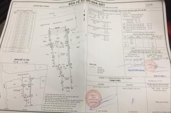 Bán nhà mặt phố Thảo Điền, Quận 2, nhà giáp 3 mặt phố, giá rẻ nhất khu vực. LHCC 0905134915