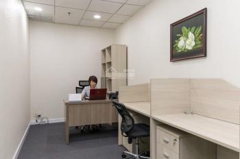 Cho thuê văn phòng nhỏ 16m2 có nội thất bao điện sử dụng