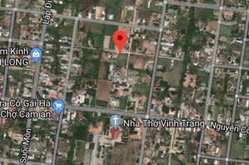 Bán đất Cam An Nam - Cam Lâm - Khánh Hoà