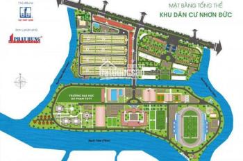 Bán đất nền KDC Nhơn Đức Vạn Phát Hưng, Nhà Bè giá chủ đầu tư 1.5tỷ sổ riêng, xây tự do, 0907896678