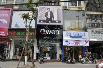 Nhà phố Bạch Mai cần cho thuê gấp mặt tiền 5m, giá 20tr/th, LH: 0794881994