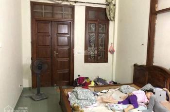 Bán nhà mặt ngõ kinh doanh sầm uất phố Vĩnh Tuy, DT 52m2 x 3 tầng, MT 4m, giá 6 tỷ 300 triệu