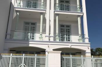 Cần bán gấp nhà HXH Nguyễn Thái Bình, Trường Bình, Cần Giuộc; Xây 2 tấm, DT 4x17m; TK 4PN; SHR