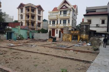 Bán đất thổ cư sổ đỏ thôn Yên Vĩnh Lai Xá Kim Chung, Hoài Đức, HN 840 triệu. 0966615788