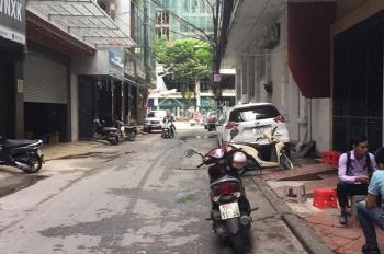Bán nhà mặt ngõ ô tô tại phố Thái Hà, Đống Đa. DT 61m2, mt 5m, giá 9 tỷ, 2 mặt thoáng, KD tốt