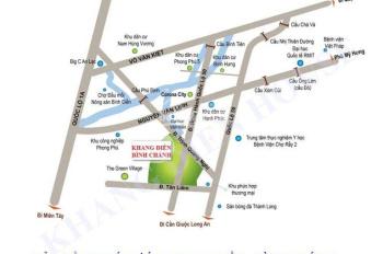 Bán nhà khu dân cư Khang Điền, 5x17m, 2 lầu, 4PN, giá 4.5 tỷ