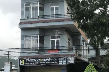 Cho thuê nhà mặt tiền đường 23/10, 130m2, 3 tầng, liên hệ 0988093021