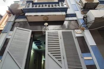 Phố Kim Ngưu, nhà đẹp 38m2 x 4 tầng, ngõ trước nhà 2.5m, ô tô tránh 10m, chỉ 3.5 tỷ