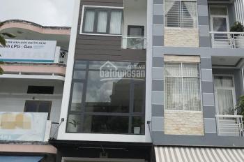 Bán nhà 1 trệt 3 lầu mặt tiền trung tâm TP Bà Rịa