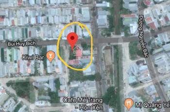 Bán lô đất 2 mặt tiền đường Bùi Huy Bích, Vĩnh Hòa Lh: 0356385555