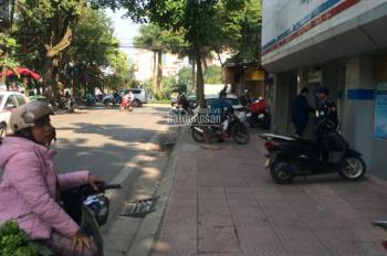 Bán nhà mặt phố Nguyễn Biểu DT 105m2, 6 tầng thang máy, MT 4.3m. Giá 40 tỷ