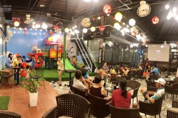 Cần bán nhà đất, quán coffee sân vườn 2 mặt tiền 300m2 (thổ cư) tại Hóc Môn, giá T12/2019, 12 tỷ