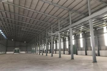 Cho thuê kho xưởng 5000 m2 cạnh KCN Hiếp phước, Nhà bè, Tp.HCM.