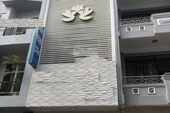 Cho thuê nhà đường Phan Đình Phùng, diện tích 4x20m, nhà 3 lầu, thích hợp làm spa, văn phòng, ĐL
