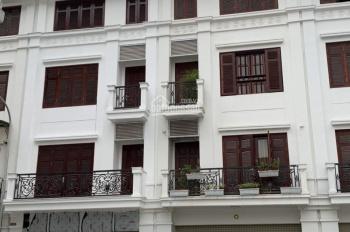 Cho thuê nhà liền kề khu 90 Nguyễn Tuân làm văn phòng, trung tâm. DT: 75m2 *5 tầng. MT: 6m