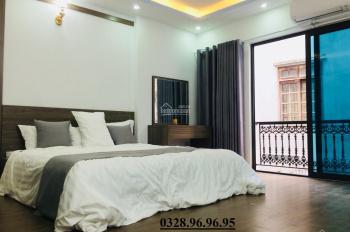 Bán nhà ngõ Phố Kim Đồng-Tân Mai, 35m2x6T, ô tô cách 30m, ngõ thẳng, 3 mặt thoáng. Giá 2.75 tỷ
