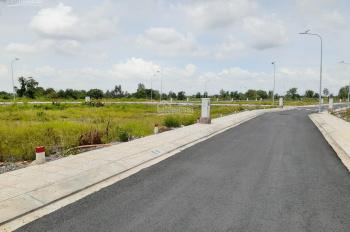 Còn vài lô đất mặt tiền Tỉnh Lộ 15, cách cầu Xáng Hóc Môn 1.5km. Giá chỉ từ 800tr/80m2