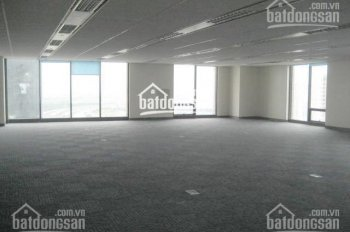 Chính chủ cho thuê văn phòng toà nhà mặt đường Thọ Tháp - Trần Thái Tông, Cầu Giấy. DT 155m2
