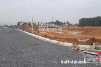 Cần tiền trả nợ thanh lí gấp đất nằm MT Nguyễn An Ninh, dt 80m2, giá chỉ 1.4 tỷ, SHR, 0907256001