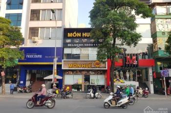 Cho thuê nhà mặt phố Trần Nhân Tông, DT 70m2, 3 tầng, MT 3m, LH 0914.477.234
